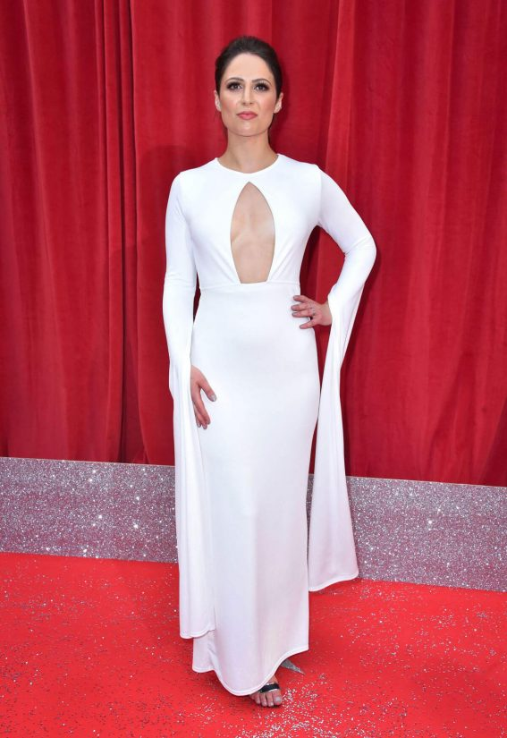 Nicola Thorp at British Soap Awards 2018 in London 2018/06/02 7