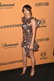 Noureen DeWulf at Yellowstone Show Premiere in Los Angeles 2018/06/11 12