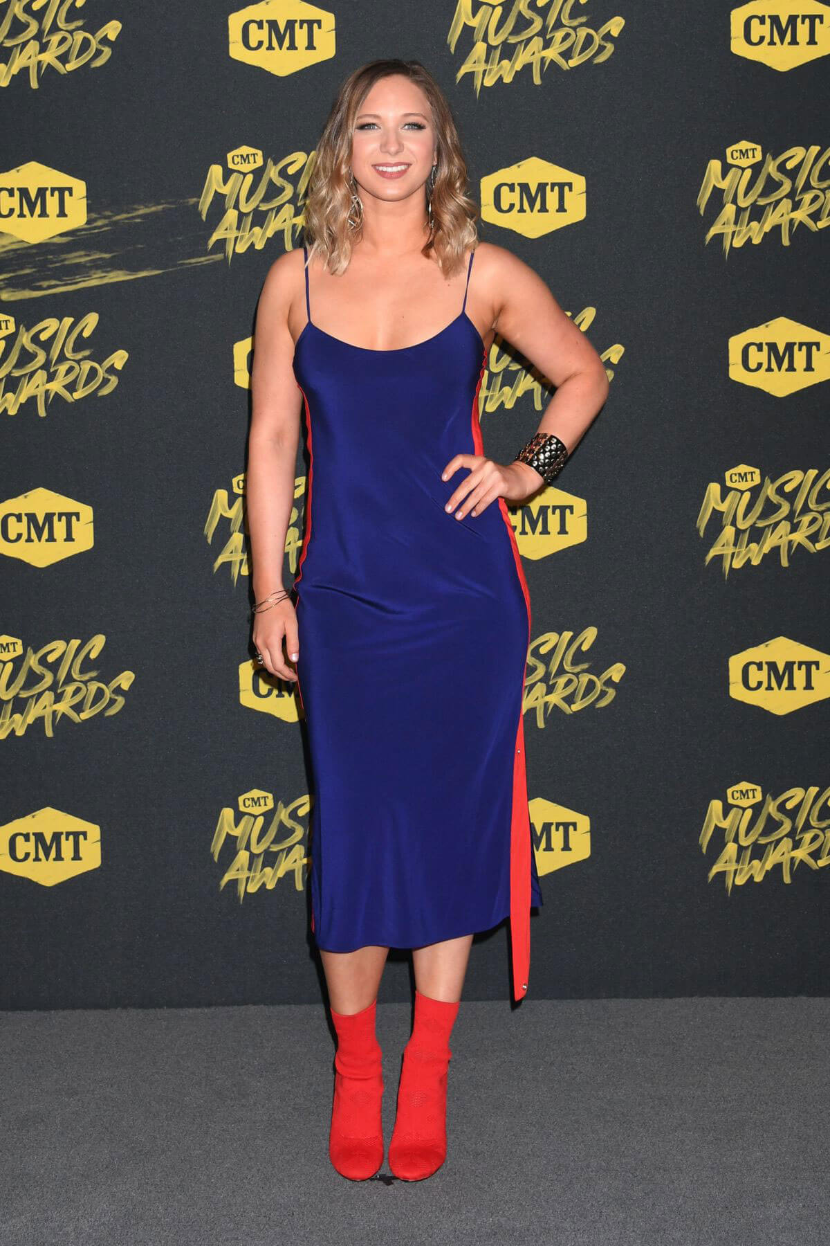 Olivia Lane at CMT Music Awards 2018 in Nashville 2018/06/06 2