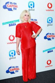 Paloma Faith at Capital Radio Summertime Ball 2018 in London 2018/06/09 10