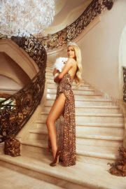 Paris Hilton for Boohoo on 2000's Inspired Collection, June 2018 7