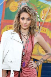 Paris Jackson at Moschino Fashion Show in Los Angeles 2018/06/08 2