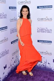 Perrey Reeves at 2018 Chrysalis Butterfly Ball in Los Angeles 2018/06/02 12