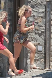 Perrie Edwards Out and About at Mykonos 2018/06/02 6