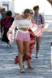 Perrie Edwards Out and About at Mykonos 2018/06/02 15