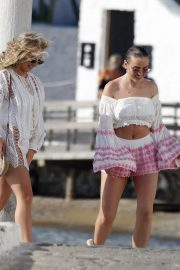 Perrie Edwards Out and About at Mykonos 2018/06/02 17