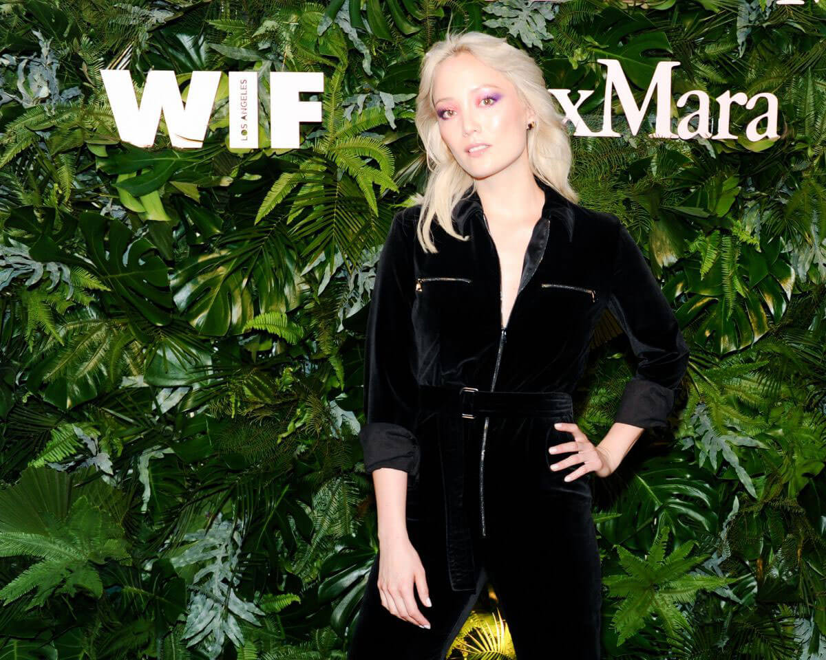 Pom Klementieff at Max Mara WIF Face of the Future in Los Angeles 2018/06/12 1
