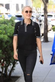 Pom Klementieff Out and About in Beverly Hills 2018/06/04 13