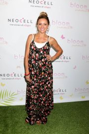 Pregnant Christine Lakin at Bloom Summit in Los Angeles 2018/06/02 2
