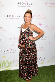 Pregnant Christine Lakin at Bloom Summit in Los Angeles 2018/06/02 3
