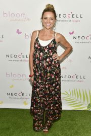 Pregnant Christine Lakin at Bloom Summit in Los Angeles 2018/06/02 6