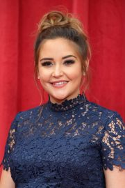 Pregnant Jacqueline Jossa at British Soap Awards 2018 in London 2018/06/02 1