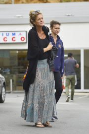 Rachel Hunter and Renee Hunter Out for Lunch in Los Angeles 2018/05/30 10