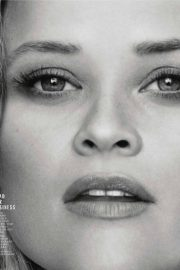 Reese Witherspoon in Marie Claire Magazine, March 2018 Issue 6