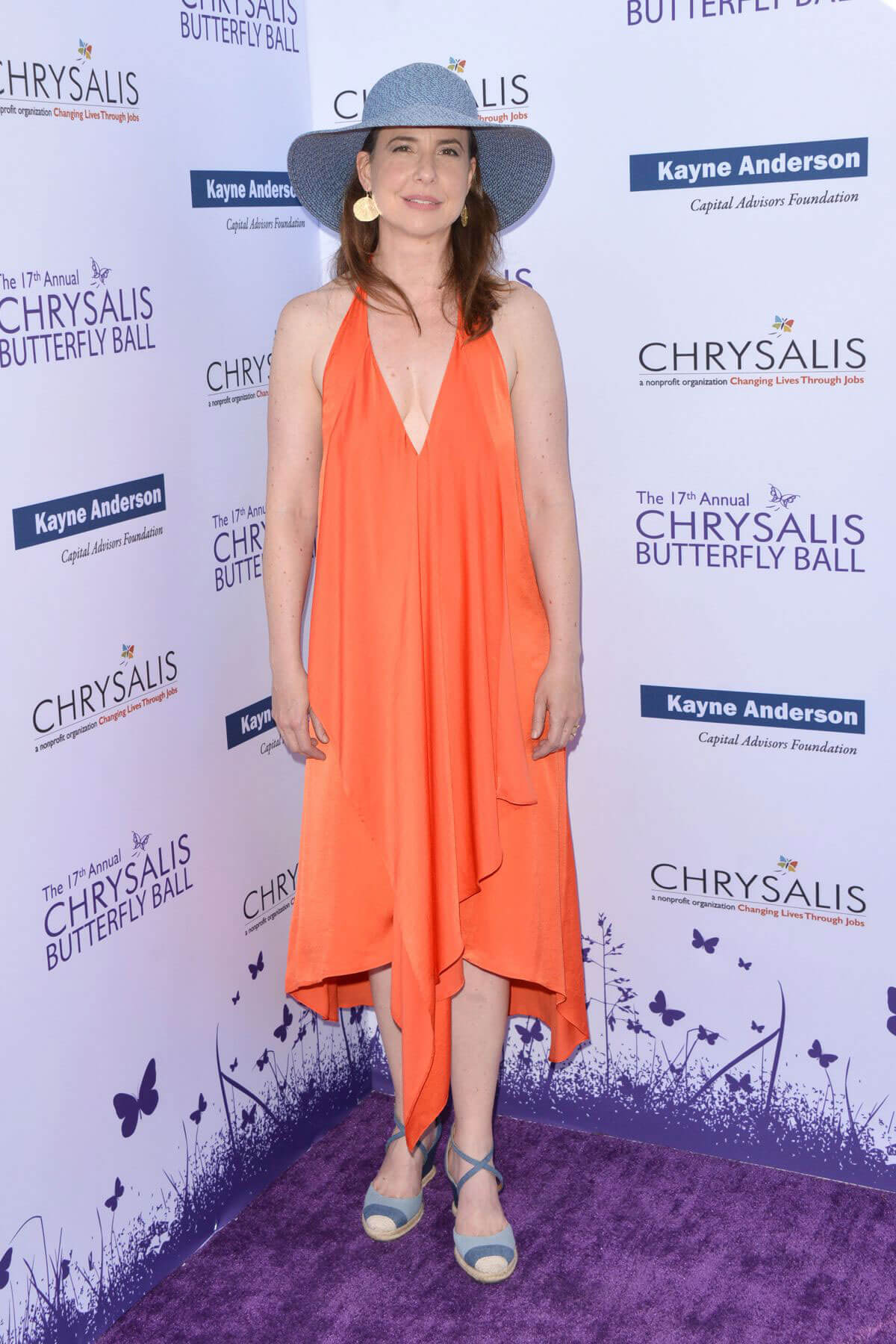 Robin Weigert at 2018 Chrysalis Butterfly Ball in Los Angeles 2018/06/02 9