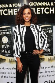 Rochelle Humes at Eve of Man book Launch in London 2018/05/31 1