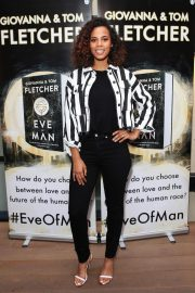 Rochelle Humes at Eve of Man book Launch in London 2018/05/31 10