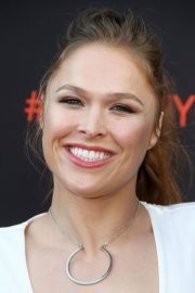 Ronda Rousey at WWE FYC Event in Los Angeles 2018/06/06 16