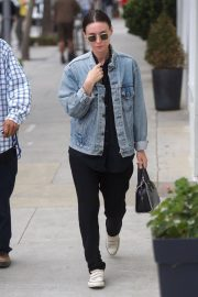 Rooney Mara Out for Lunch at Cafe Gratitude in Beverly Hills 2018/05/30 2