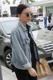 Rooney Mara Out for Lunch at Cafe Gratitude in Beverly Hills 2018/05/30 3