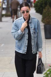 Rooney Mara Out for Lunch at Cafe Gratitude in Beverly Hills 2018/05/30 10