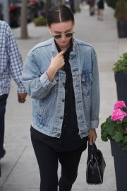 Rooney Mara Out for Lunch at Cafe Gratitude in Beverly Hills 2018/05/30 13
