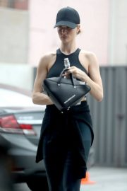 Rosie Huntington-Whiteley Leaves a Gym in West Hollywood 2018/05/31 16