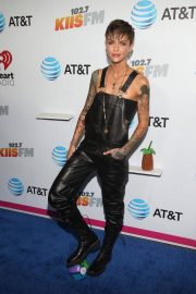Ruby Rose at Iheartradio Wango Tango by AT&T in Los Angeles 2018/06/02 4