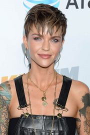 Ruby Rose at Iheartradio Wango Tango by AT&T in Los Angeles 2018/06/02 7