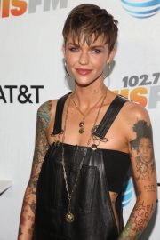Ruby Rose at Iheartradio Wango Tango by AT&T in Los Angeles 2018/06/02 13