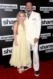 Sammi Hanratty at the Shameless 100th Episode Celebration in Los Angeles 2018/06/09 2