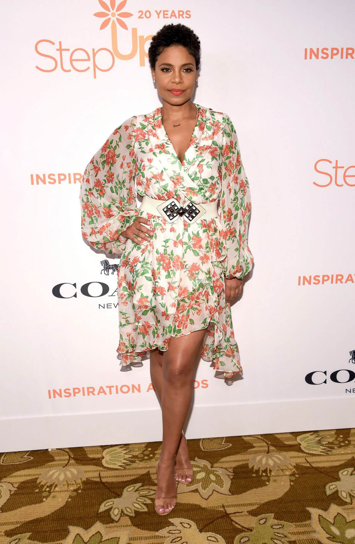 Sanaa Lathan at Step Up Inspiration Awards 2018 in Los Angeles 2018/06/01 5