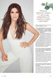 Sandra Bullock in Caras Magazine, Colombia June 2018 Issue 2