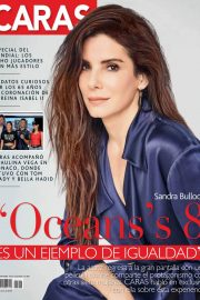 Sandra Bullock in Caras Magazine, Colombia June 2018 Issue 4
