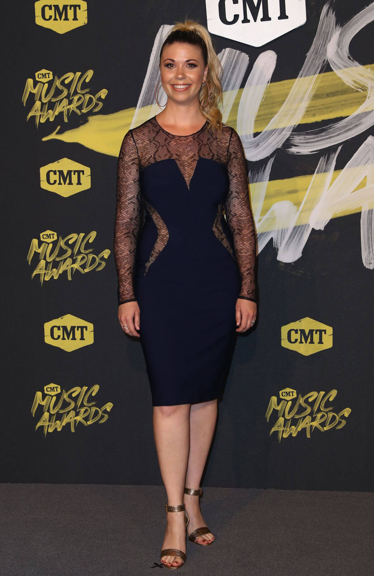 Sandra Lynn at CMT Music Awards 2018 in Nashville 2018/06/06 1
