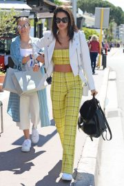 Sara Sampaio Stills Out and About in Cannes 2018/05/15 2