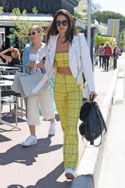 Sara Sampaio Stills Out and About in Cannes 2018/05/15 4