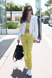Sara Sampaio Stills Out and About in Cannes 2018/05/15 7