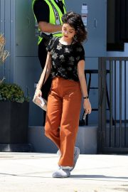 Sarah Hyland on the Set of The Wedding Year in West Hollywood 2018/05/31 3