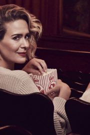 Sarah Paulson Poses for Bustle June 2018 Issue 6