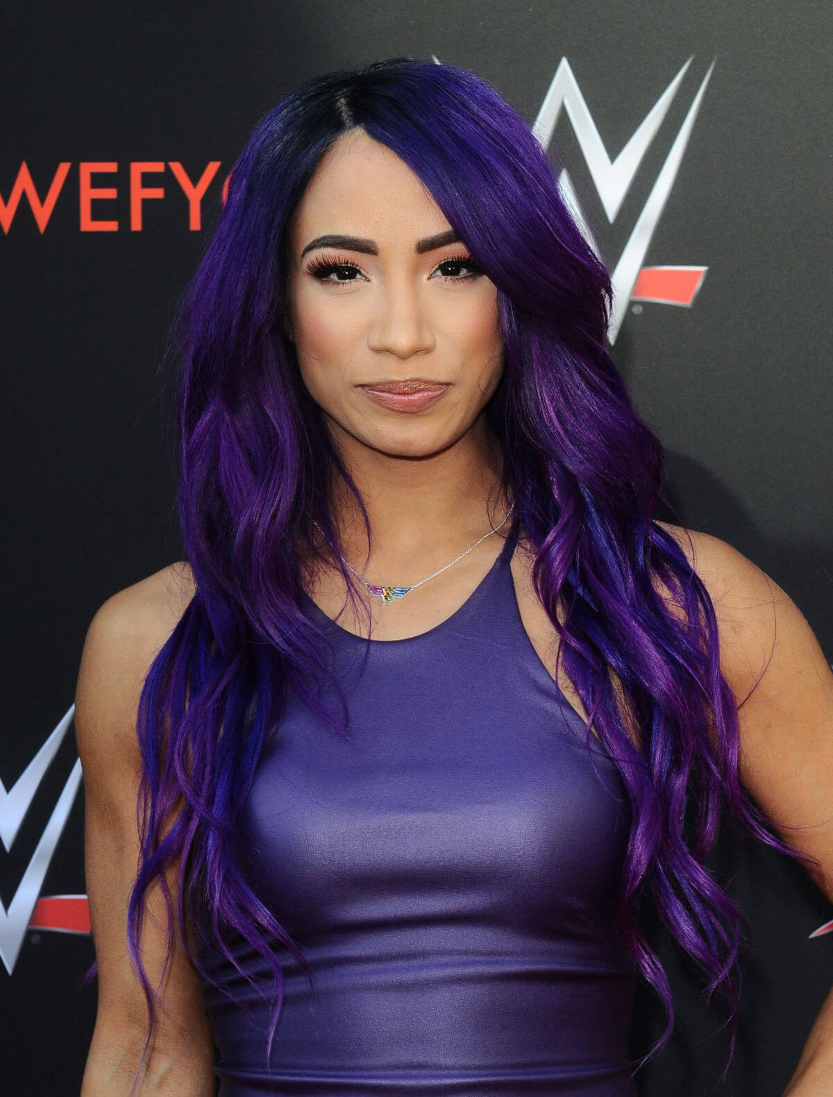 Sasha Banks at WWE FYC Event in Los Angeles 2018/06/06 1