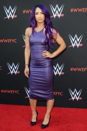 Sasha Banks at WWE FYC Event in Los Angeles 2018/06/06 2