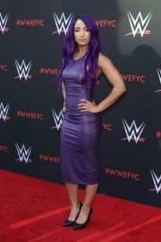 Sasha Banks at WWE FYC Event in Los Angeles 2018/06/06 10
