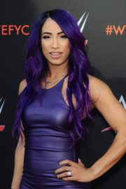 Sasha Banks at WWE FYC Event in Los Angeles 2018/06/06 11