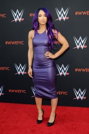 Sasha Banks at WWE FYC Event in Los Angeles 2018/06/06 13