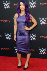 Sasha Banks at WWE FYC Event in Los Angeles 2018/06/06 15