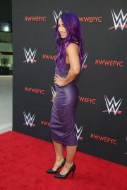 Sasha Banks at WWE FYC Event in Los Angeles 2018/06/06 17