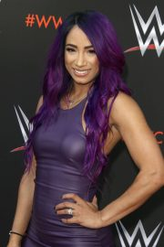 Sasha Banks at WWE FYC Event in Los Angeles 2018/06/06 19