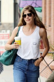 Selma Blair Out for a Coffee in Studio City 2018/06/06 15