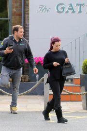 Shona McGarty Out for Lunch in London 2018/06/21 2